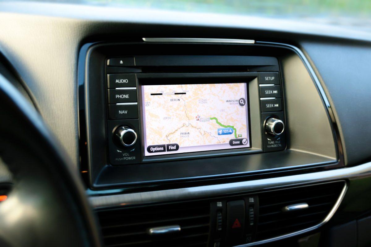 GPS auto de urmărire